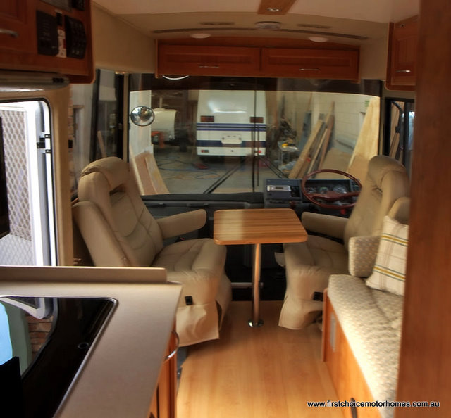 The Jose Hino Rh160 Motorhome Conversions Fitout First